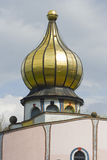Bad Blumau _onion dome detail Royalty Free Stock Photography
