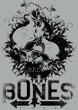 Bad bones crew Stock Image