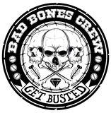 Bad bones crew Royalty Free Stock Photos