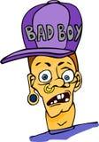 Bad boy Royalty Free Stock Photo
