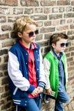 Bad boys Stock Image