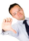 Bad business Royalty Free Stock Photography