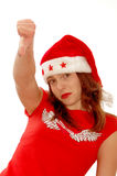 Bad christmas Stock Image