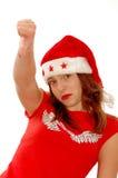 Bad christmas stock image