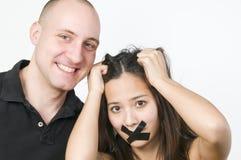Bad communication Stock Photos