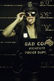 Bad cop Stock Photo