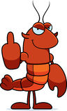 Bad Crawfish Royalty Free Stock Image