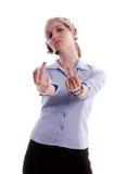 Bad Customer Services stock photo