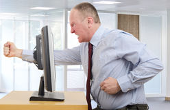 Bad day Stock Photography