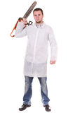 Bad doctor Royalty Free Stock Photo