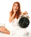 Bad Dream Royalty Free Stock Images