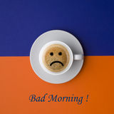 Bad emotion Stock Image