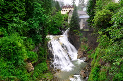 Bad Gastein - Austrian Alps Royalty Free Stock Images