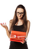 Bad gift Royalty Free Stock Photography