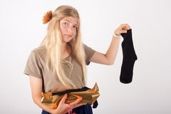 Bad gift Royalty Free Stock Images