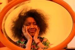 Bad hair day! Royalty Free Stock Photos