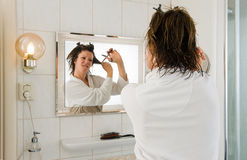 Bad hair day Royalty Free Stock Photography