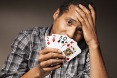 Bad hand Royalty Free Stock Photography