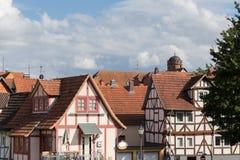 Bad hersfeld hessen germany Royalty Free Stock Photography