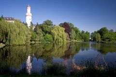 Bad Homburg Schloss Royalty Free Stock Image