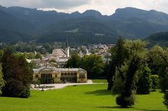 Bad Ischl, Austria Royalty Free Stock Photography