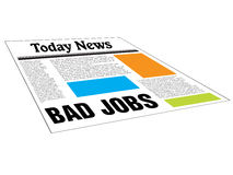 Bad jobs Stock Photos