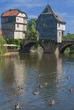 Bad Kreuznach, Renania Palatinato, Germania Immagine Stock Libera da Diritti