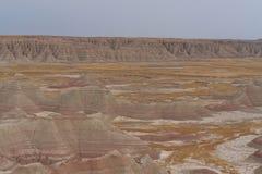 bad-lands Image stock