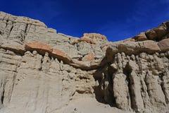 Bad-lands de la Californie Images stock
