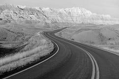 Bad-lands stationnement national, le Dakota du Sud, Etats-Unis Photo stock