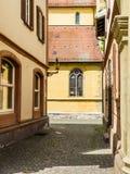 Bad Mergentheim Fotografie Stock