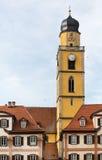 Bad Mergentheim in Germania Fotografie Stock