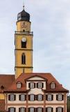 Bad Mergentheim in Germania Fotografia Stock Libera da Diritti