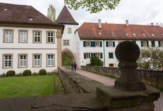 Bad Mergentheim i Tyskland Royaltyfria Foton