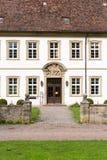 Bad Mergentheim i Tyskland Arkivbilder