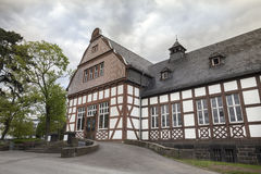 Bad nauheim hessen germany Royalty Free Stock Photo