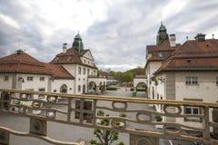 Bad nauheim hessen germany Stock Image