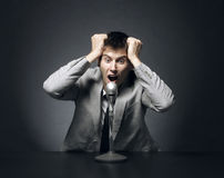 Bad news Royalty Free Stock Images