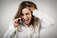 Bad News Stock Images