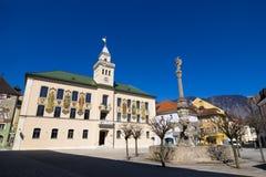 Bad Reichenhall - Baviera, Germania Immagini Stock