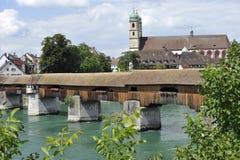 Bad Saeckingen, Germany Royalty Free Stock Photos