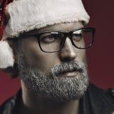Bad santa fantasy Royalty Free Stock Images