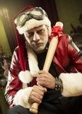 Bad Santa Royalty Free Stock Photos