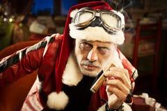 Bad Santa Stock Images
