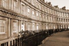 Bad, Somerset, het UK Royalty-vrije Stock Foto