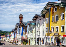 Bad Toelz - bavaria Royalty Free Stock Image