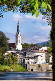 Bad Toelz - bavaria Royalty Free Stock Images