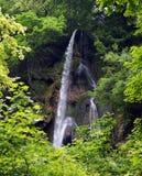 Bad Urach Waterfall Stock Image