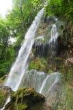 Bad Urach Waterfall Royalty Free Stock Photos