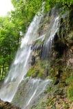 Bad Urach Waterfall Royalty Free Stock Image